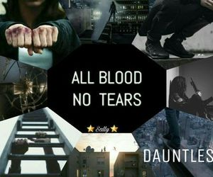 aesthetic, dauntless, and divergent image