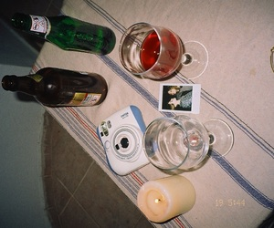 35mm, analogue, and candles image