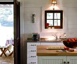country living, kitchen, and farmhouse style image