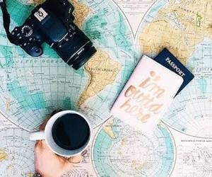 goals, map, and photography image