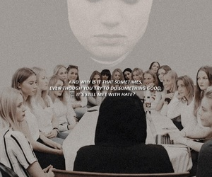 skam, speech, and tv quotes image