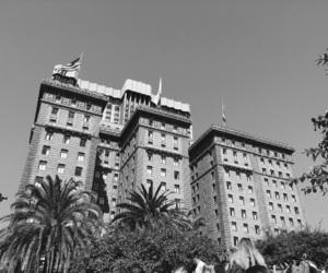 america, architecture, and california image