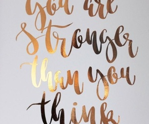 gold, quotes, and typography image