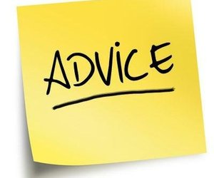 advice and article image
