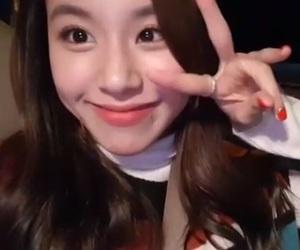 asian girl, JYP, and twice image