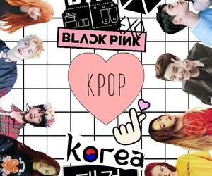 band, exo, and korea image
