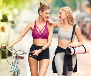 workout, train like an angel, and vs sport image