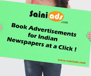 advertisement, Hindu, and classifieds image