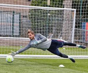 football, team, and trapp image