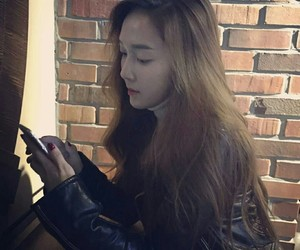 fashion, girl, and jessica jung image