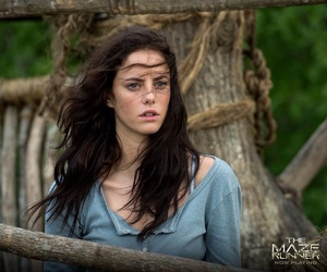 the maze runner, KAYA SCODELARIO, and teresa image