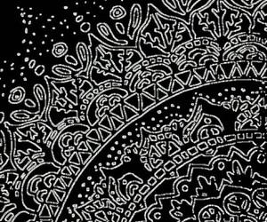 aesthetic, background, and mandala image