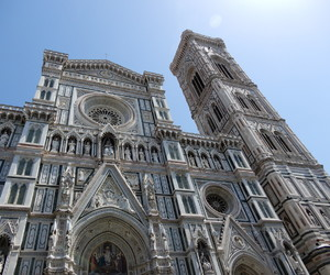 architecture, blue, and florence image