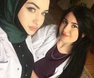 beauty, doctor, and girl image