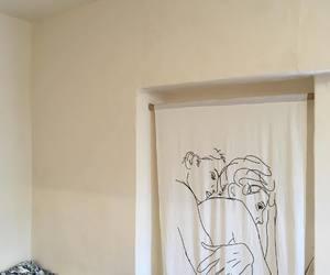 art, interior, and room image