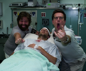 the hangover, hangover, and funny image