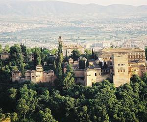 Granada and spain image