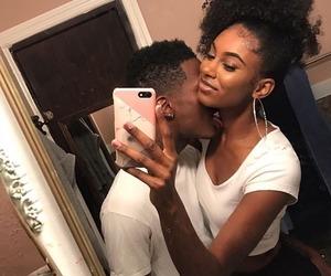 black love and melanin image