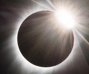 diamond ring, eclipse, and sun image