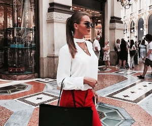 accessories, milan, and pretty image