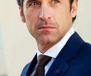 patrick dempsey, mcdreamy, and grey's anatomy image