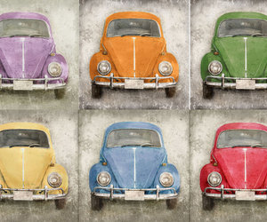 90s, art, and beetle image