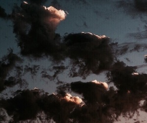 theme, sky, and clouds image