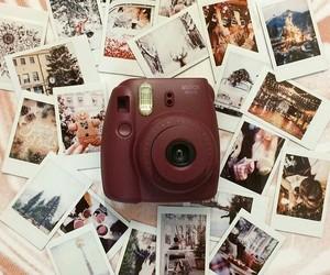 camera, photo, and memories image