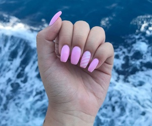 colors, makeup, and nails image
