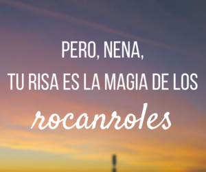 argentina, rock, and frases image