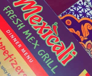 delicious, girls night, and mexican image