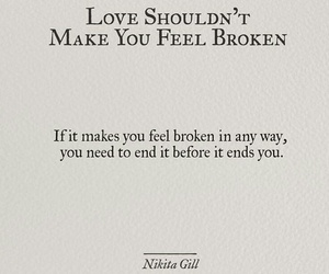 quotes, love, and nikita gill image