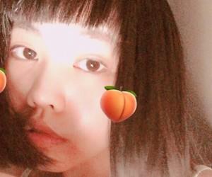asian, girl, and bob hair image