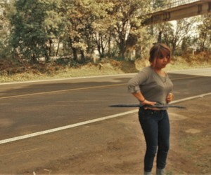 carretera, cool, and girl image