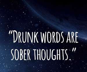 drunk, people, and thoughts image