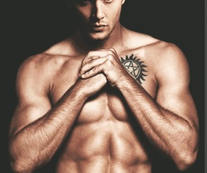 abs, handsome, and dean winchester image