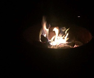 Maine, summer, and bon fire image
