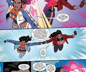 Marvel, Miss America, and marvel comics image
