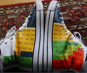 chemistry and shoes image