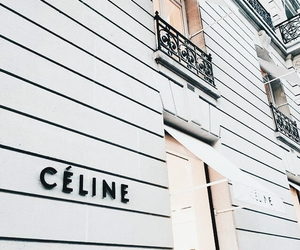 aesthetic, celine, and white image
