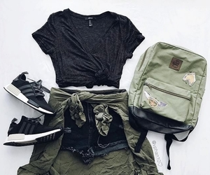bag and outfit image