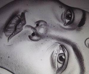art, desenho, and drawing image