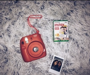 cool, red, and instaxmini8 image