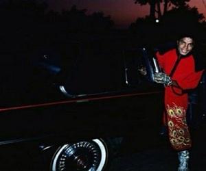 car, dark, and jackson image