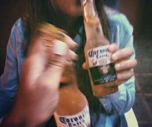 party, beer, and alcohol image