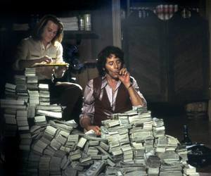blow, cocaine, and money image