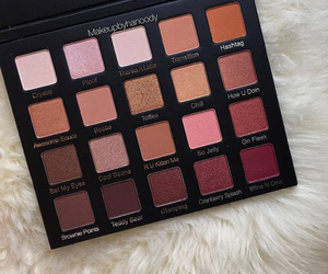 makeup, beauty, and violet voss image