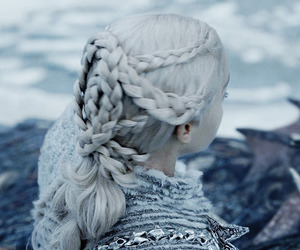 blonde and game of thrones image