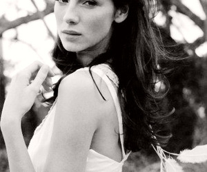 brunette, model, and pretty image