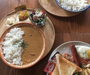 asian, curry, and yummy image